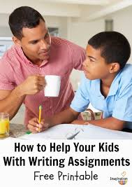 good ideas for helping your child with writing homework  I totally need to remember this to avoid the arguments  Need to remember my kids are not like the     Pinterest