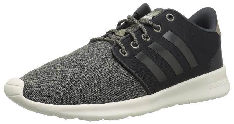 adidas Cloudfoam QT Racer Running Shoes Black;Grey- Womens