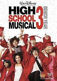 High School Musical 3: Ano da Formatura - Dublado