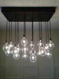 Chandelier Lighting For Dining Room Dining Room Beautiful Rectangle Chandelier For Ceiling Light