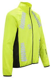 fluorescent bike jacket elite cycling project men u0027s cyclone waterproof cycling jacket hi