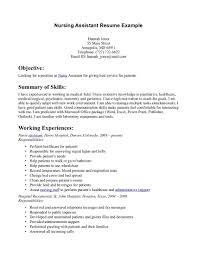 Sample Resume For Retail Manager by Resume For Cna Position Education Requirements Templates Nursing