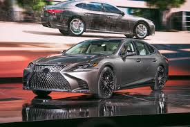 lexus hybrid sedan hs250h by design 2018 lexus ls automobile magazine