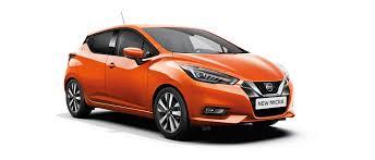 nissan micra top model new nissan micra city car small car nissan