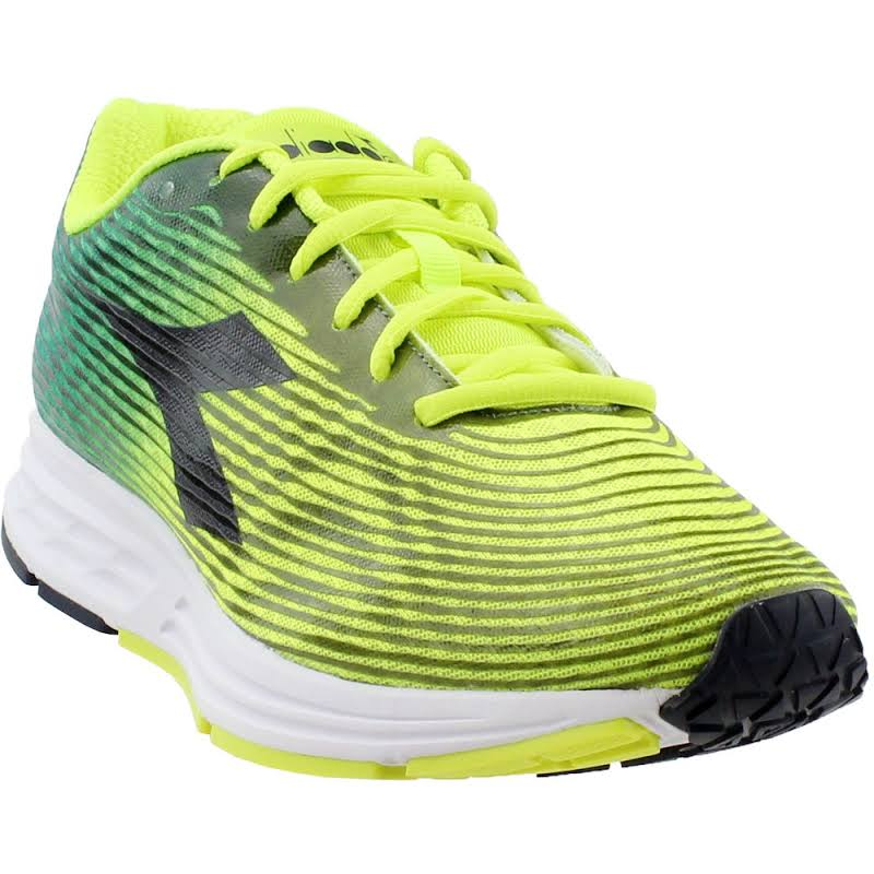 Diadora Action +3 Running Shoes Yellow- Mens