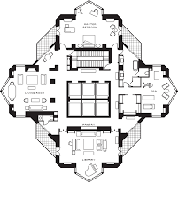 Penthouse Floor Plans Penthouses Floor Plans Floor Plan Fanatic Pinterest