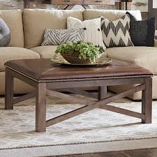 Large Storage Ottoman Coffee Table by Furniture Printed Storage Ottoman Oversized Ottoman Coffee