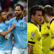 Jelang Duel Seru Antara Manchester City vs Borussia Dortmund
