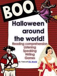 scary halloween writing halloween activities for high school english class halloween