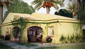 spanish retirement community alemeria spain bungalow plans