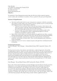 employment objective samples diaster   Resume And Cover Letters
