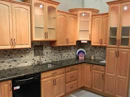 the worlds catalog of ideas pictures oak cabinets with granite