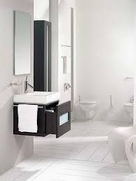 Black And White Small Bathroom Ideas Small Bathroom Design Badkamer Pinterest Small Bathroom