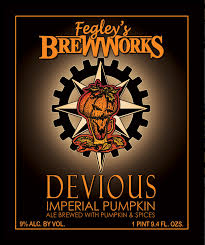 Product - Fegleys Brew Works Devious Imperial Pumpkin | GreatBrewers.