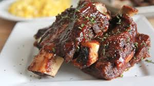 oven baked bbq beef ribs recipe youtube