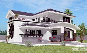 Home Design Eras by Modern 4 Bedroom Home Design U2013 Kerala Home Design