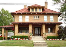 american foursquare style home to each his own architecture