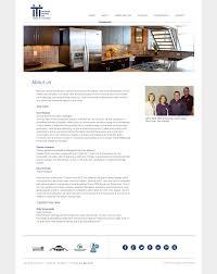 Interior Designer Website by Interior Trends Baseline Creative Wichita Web Design And App