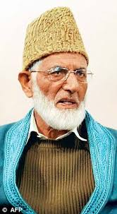 Hardline Hurriyat Conference leader Syed Ali Shah Geelani is likely to be questioned for recommending a visa for alleged Lashkar-e- Tayyeba (LeT) terrorist ... - article-2109485-120188E6000005DC-176_233x423