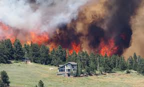 Wildfire Containment by Saturday Setting Up As Dangerous Day For Continued Containment Of