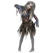 Kids Skeleton Halloween Costume by Zombie Halloween Costumes Buycostumes Com