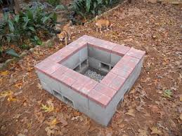 best 25 cinder block fire pit ideas on pinterest cinder block