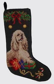 needlepoint christmas stocking dogs and cats keepsakes