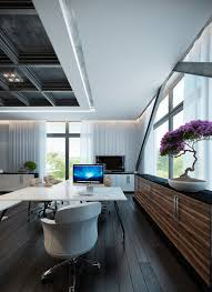 Modern White Office Desks Top 10 Awesome Home Workplace Design Concepts Furniture