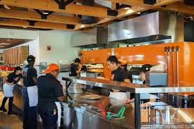 review blaze pizza brings quick service custom pizzas to disney