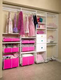 baby nursery kids bedroom design using white closet organizer