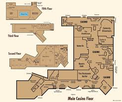 Floor Planners by Floor Plans Nugget Casino Resort Sparks Nevada