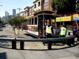 San Francisco Cable Car Map by 320 Ride A San Francisco Cable Car Vs The Bucket List