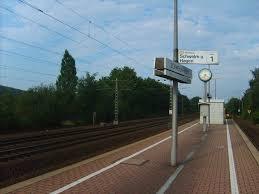 Schwelm West station