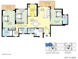Servant Quarters Floor Plans Dlf New Town Kochi Offerings Luxury Apartments