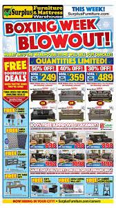 surplus furniture u0026 mattress warehouse sault ste marie boxing
