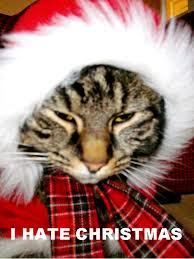 μισώ τα Χριστούγεννα!