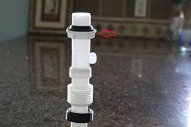 plumbing how to install sink drain pipe correctly home