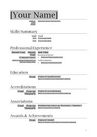 mfa creative writing sample resume
