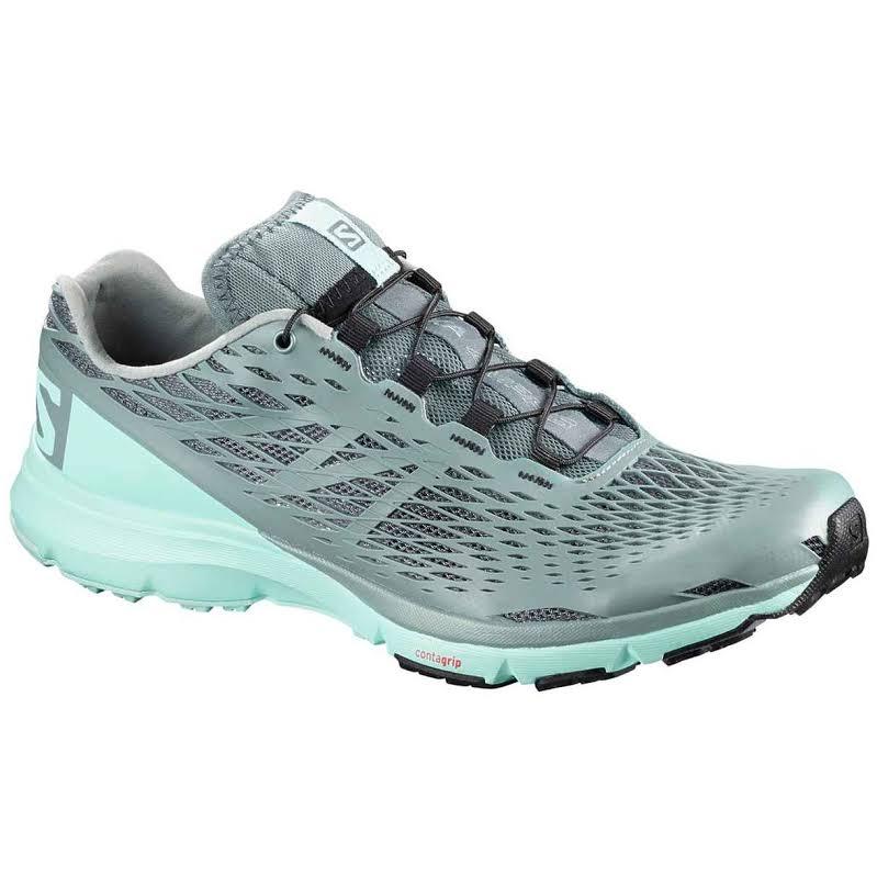 Salomon XA Amphib Water Shoes Stormy Weather/Lead/Canal Blue 7 US L401563007