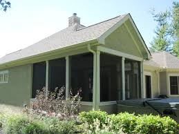 Screen Porch Roof by Screen Rooms Columbus Oh U2013 Columbus Decks Porches And Patios By