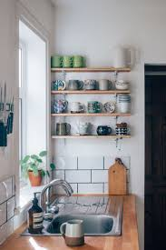 best 25 rental kitchen ideas on pinterest small apartment budget rental kitchen makeover seeds and stitches blog jpg