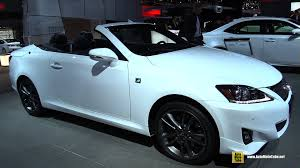 lexus convertible photos 2015 lexus is350c convertible f sport exterior and interior