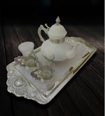 tea set with 6 cups coasters tray u0026 kettle online gift shopping