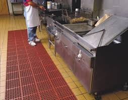 Commercial Kitchen Flooring Options by Anti Fatigue Mat Anti Fatigue Floor Mats The Mad Matter