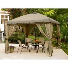 patio gazebos and canopies amazon com garden gazebo canopies this an amazing square
