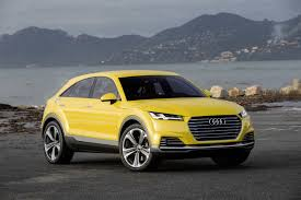 Audi Q7 Colors 2017 - audi to launch ttq offroader in 2017 due to fight with fiat over
