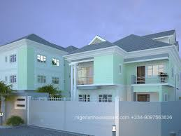 House Plans 5 Bedrooms Nigerianhouseplans Your One Stop Building Project Solutions Center