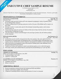 The Best Resume In The World by Sous Chef Resume Samples Chef Resume Examples Executive Resume Cv