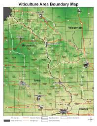 Map Of Wisconsin And Illinois by Upper Mississippi River Valley Ava