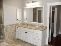 Wainscoting Ideas Bathroom by Bathroom Oak Wainscoting Bathroom With Wainscoting